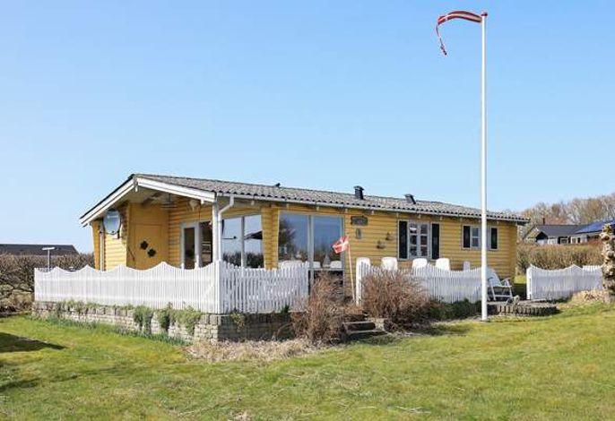 Ferienhaus: Skyum Østerstrand, nördliche Nordsee