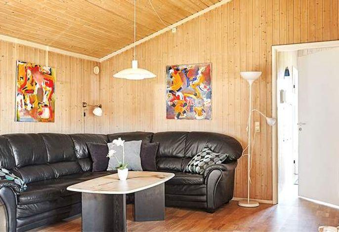 Ferienhaus: Bildsø Strand, Südwestliches Seeland